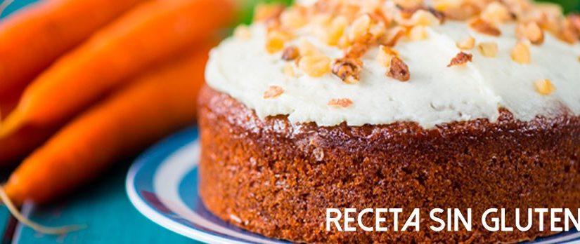 receta de pastel de zanahoria Atrévete con algo nuevo